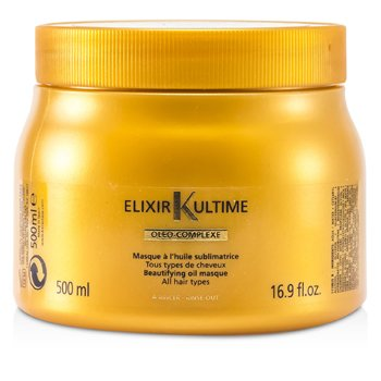 Kerastase Elixir Ultime Oleo-Complexe Beautifying Oil Masque  500ml/16.9oz