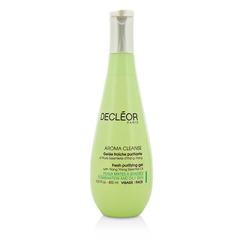 Decleor Aroma Cleanse Fresh Purifying Gel (Combination & Oily Skin)  400ml/13.5oz