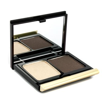 Kevyn Aucoin La Sombra de Ojos Duo - # 207 Soft Gold Lame/ Smokey Brown  4.8g/0.16oz