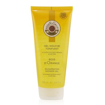 Roge & Gallet Bois d' Orange Gel Ducha Fresca  200ml/6.6oz