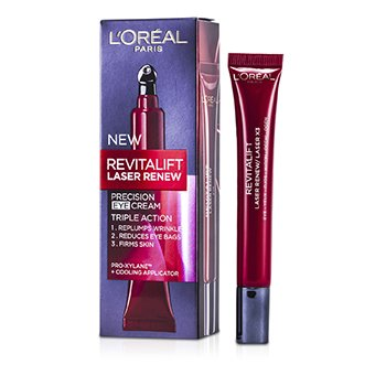 L'Oreal Creme revitalizador New Revitalift Laser Precision  15ml/0.5oz
