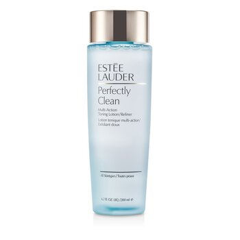 Estee Lauder Perfectly Clean Multi Acción Loción Tonificante/Refinadora  200ml/6.7oz