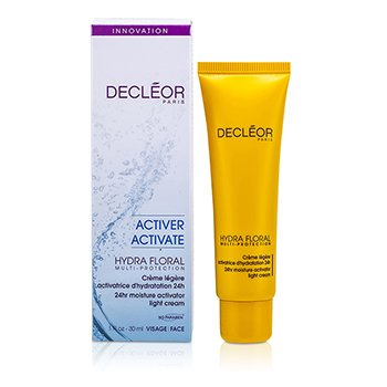 Decleor Hydra Floral 24hr Moisture Activator Light Cream  30ml/1oz