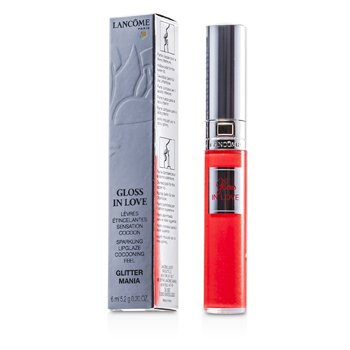 Lancome Gloss In Love Lip Gloss - # 144 Glitter Mania  6ml/0.2oz