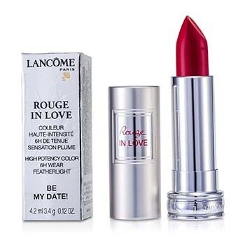 Lancome Rouge In Love Ruj - # 183N Be My Date!  4.2ml/0.12oz