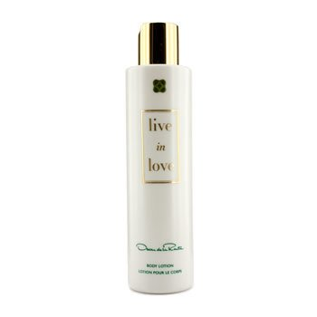 Oscar De La Renta Lo��o corporal Live In Love  200ml/6.8oz