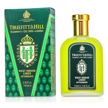 Truefitt & Hill West Indian Limes Splash Después de Afeitar  100ml/3.38oz