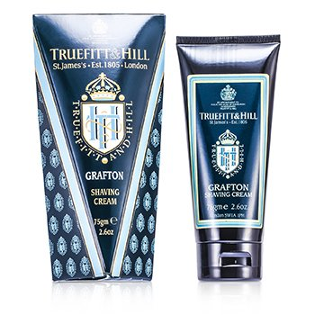 Truefitt & Hill Grafton Shaving Cream (Travel Tube)  75g/2.6oz