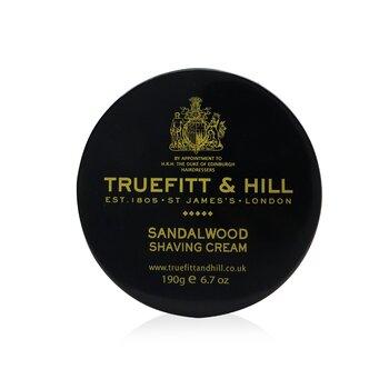 Truefitt & Hill Sandalwood Shaving Cream  190g/6.7oz