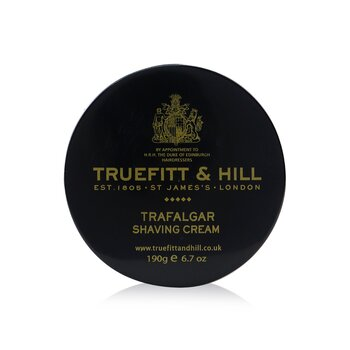 Truefitt & Hill Trafalgar Crema de Afeitar  190g/6.7oz