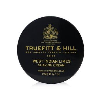Truefitt & Hill West Indian Limes Shaving Cream  190g/6.7oz