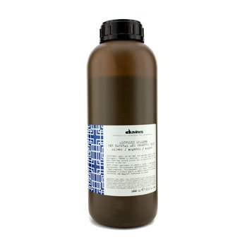 Davines Alchemic Șampon Argint ( Pentru Păr Natural și Vopsit )  1000ml/33.8oz