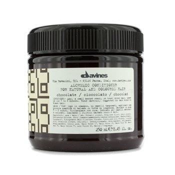 Davines Alchemic Acondicionador de Chocolate (Para Cabello Natural & Café Oscuro a Negro)  250ml/8.45oz