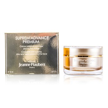 Methode Jeanne Piaubert Suprem' Advance Premium - Komplett Anti-Aldrings Dag og Nattkrem for Ansiktet  50ml/1.66oz