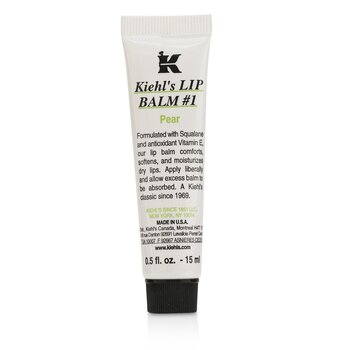 Kiehl's Balsamo labial - # 1 Pear S08673  15ml/0.5oz