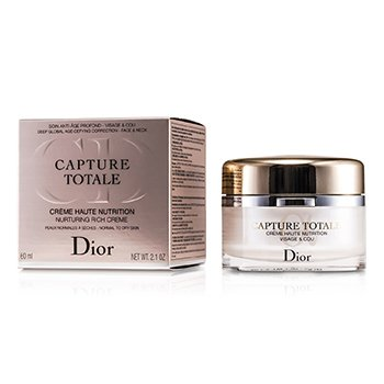 Christian Dior Capture Totale Haute Nutrition Crema Rica Hidratante (Piel Normal a Seca)  60ml/2.1oz