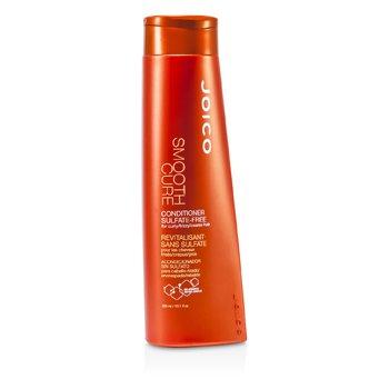 Joico Condicionador Smooth Cure (Para Cabelo Cacheado/ Crespo/ Grosso) (Nova Embalagem)  300ml/10.1oz