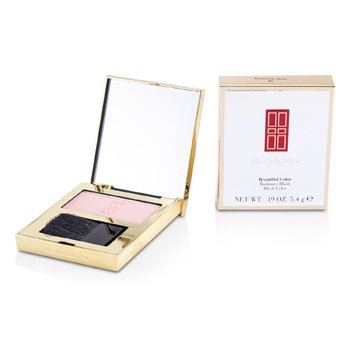 Elizabeth Arden Blush Beautiful Color Radiance - # 06 Romantic Rose  5.4g/0.19oz