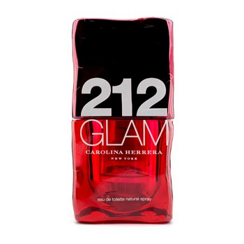 Carolina Herrera 212 Glam Eau De Toilette Spray  60ml/2oz