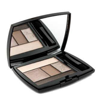 Lancome Color Design 5 Shadow & Liner Palette - # 100 Taupe Craze (US Version)  4g/0.141oz