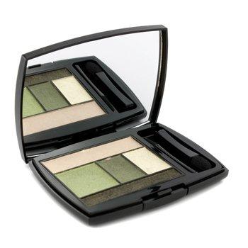 Lancôme Paleta Color Design 5 Sombras & Lápis Palette - # 500 Jade Fever (Versão Americana)  4g/0.141oz
