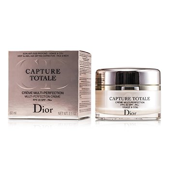 Christian Dior Capture Totale Crema Multi Perfección SPF 20 PA+  60ml/2.1oz