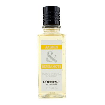 L'Occitane Jasmin & Bergamote Shower Gel  175ml/6oz