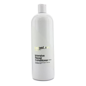 Label.M Intensive Repair hoitoaine (For Visually Damaged, Coarse Hair)  1000ml/33.8oz