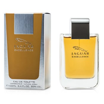 Jaguar Excellence Eau De Toilette Spray  100ml/3.4oz