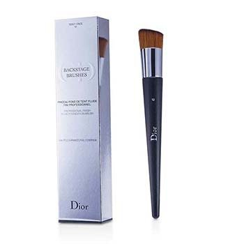 Christian Dior Backstage Brushes Professional Finish Fluid Foundation Brush - Kuas Alas Bedak (Full Coverage)
