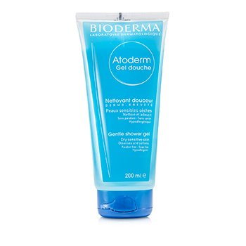 Bioderma Atoderm Gentle Shower Gel (Tube)  200ml/6.7oz