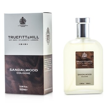 Truefitt & Hill Sandalwood Cologne Spray  100ml/3.38oz