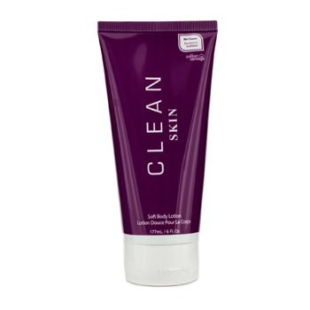 Clean Clean Skin Soft Body Lotion  177ml/6oz