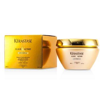 Kerastase Elixir Ultime Oleo-Complexe Beautifying Máscara en Aceite (Para Todo Tipo de Cabello)  200ml/6.8oz