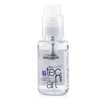 L'Oreal Professionnel Tecni.Art Liss Control Plus Suero Suavizante Control Intensivo  50ml/1.7oz