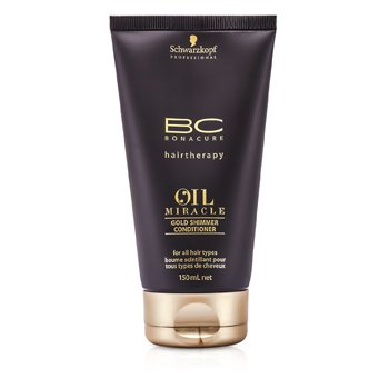 Schwarzkopf BC Oil Miracle Gold Shimmer Conditioner (kõigile juustetüüpidele  150ml/5oz