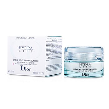 Christian Dior Hydra Life Pro-Youth Silk Creme (Normal to Dry Skin)  50ml/1.7oz