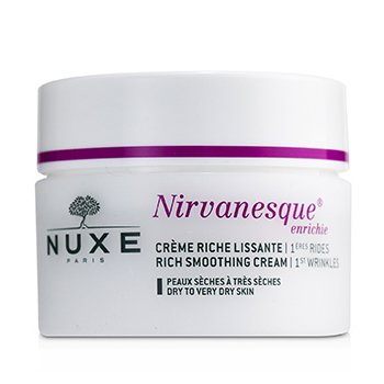 Nuxe Nirvanesque 1st Wrinkles Rich Smoothing Cream (For Dry to Very Dry Skin)  50ml/1.5oz