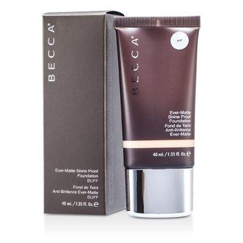 Becca Makeup-up proti lesku Matte Skin Shine Proof Foundation - # Buff  40ml/1.35oz