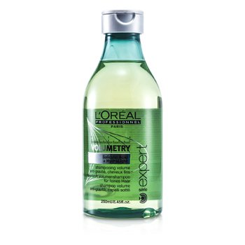 L'Oreal Shampoo Para Volume Professionnel Expert Serie - Volumetry Anti-Gravity  (Para Cabelo Fino)  250ml/8.45oz