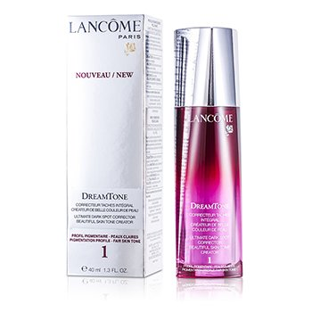 Lancome DreamTone #1 Fair - Corrector de Manchas Final  40ml/1.3oz