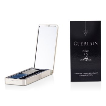 Guerlain Ecrin 2 Couleurs Colour Fusion Eyeshadows - # 02 Two Stylish  2x2g/0.07oz