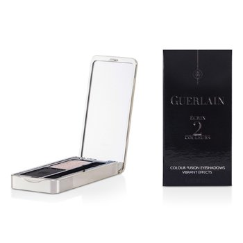 Guerlain Ecrin 2 Couleurs Colour Fusion Eyeshadows - # 06 Two Parisian  2x2g/0.07oz