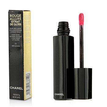 Chanel B�yszczyk Rouge Allure Extrait De Gloss - # 71 Reflexion  8g/0.28oz