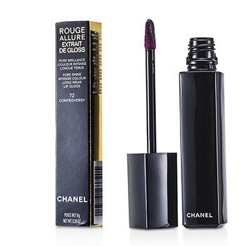 Chanel Rouge Allure Extrait De Gloss - # 72 Controversy  8g/0.28oz