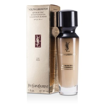 Yves Saint Laurent Youth Liberator Serum Foundation SPF 20 - # B30 Beige  30ml/1oz