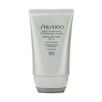 Shiseido Urban Environment Crema Protección UV SPF 40 (Para Rostro & Cuerpo)  50ml/1.9oz