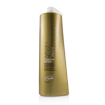 Joico K-Pak Color Therapy Conditioner - To Preserve Color & Repair Damage (New Packaging)  1000ml/33.8oz
