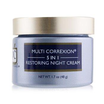 ROC Multi Correxion 5 in 1 Restoring Night Cream - Krim Malam Hari  48ml/1.7oz