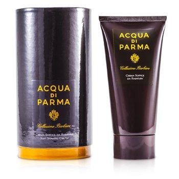 Acqua Di Parma Collezione Barbiere Crema de Afeitar Suave (Tubo)  75ml/2.5oz